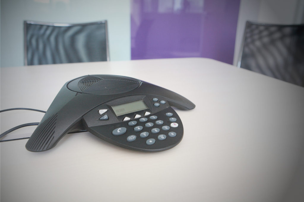 Calculating the cost of conference calling